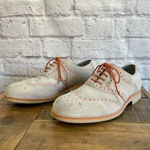 JOHNSTON & MURPHY Men's Oxford Brogues Dress Shoes